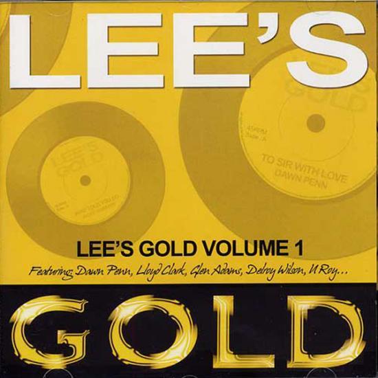 Various Artists: Lee's Gold Prijs: € 7.00