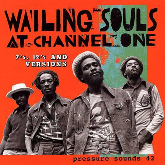 Wailing Souls: At Channel One Prijs: € 14.50