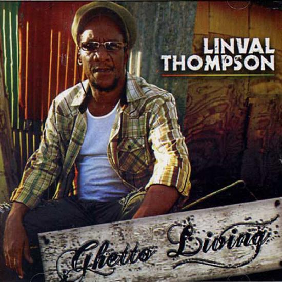 Linvall Thompson: Ghetto Living Prijs: € 16.00