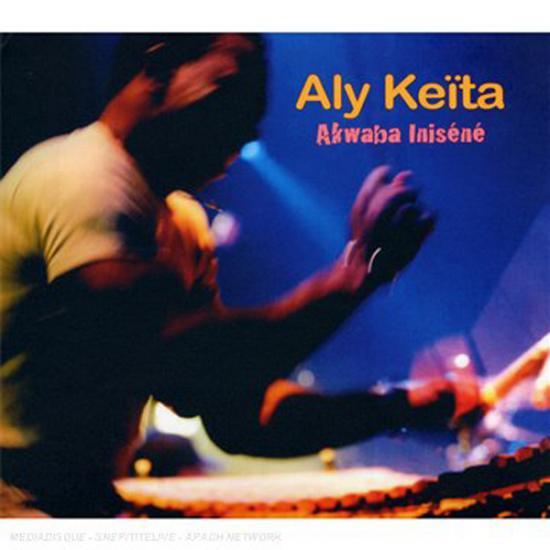 Aly Keita: Akwaba Inisene Prijs: € 19.50