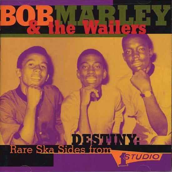 Bob Marley &The Wailers: Destiny Prijs: € 16.00