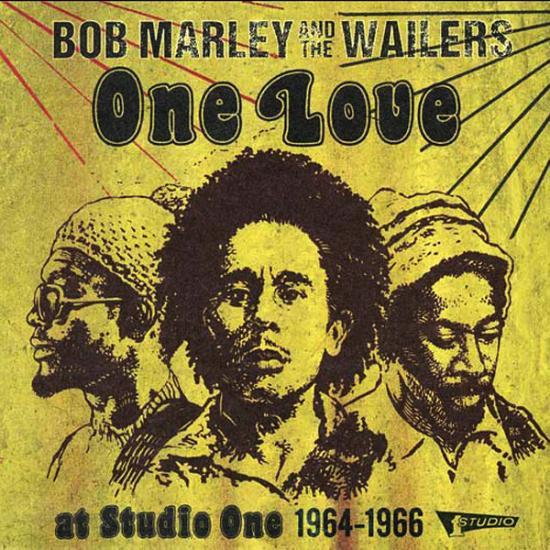 Bob Marley &The Wailers: One Love 2-cd Prijs: € 19.50