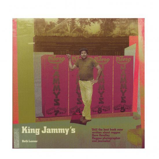 King Jammy's  De voorloper van Beth Lessers DANCEHALL, THE RISE OF JAMAICAN DANCEHALL CULTURE... ECW press, 2002, 152 blz.  Prijs: € 14.50