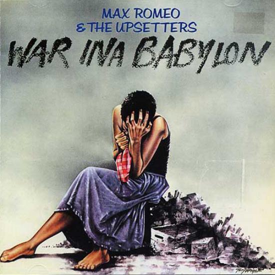 Max Romeo: War Ina Babylon Prijs: € 11.50