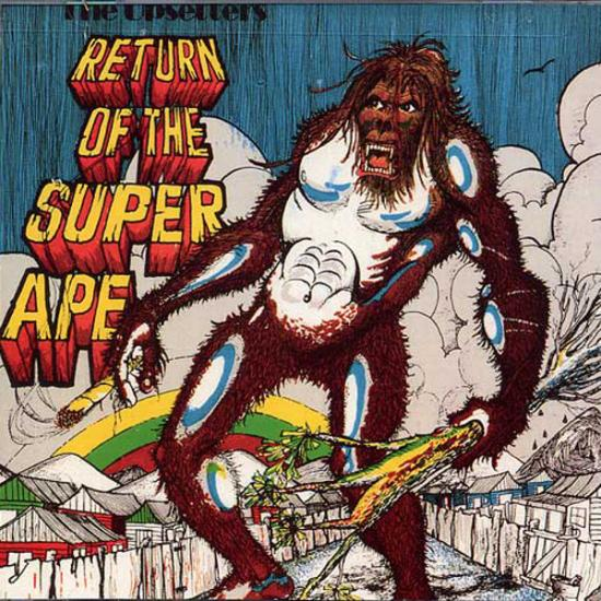 Lee Perry: Return Of The Super Ape Prijs: € 9.50