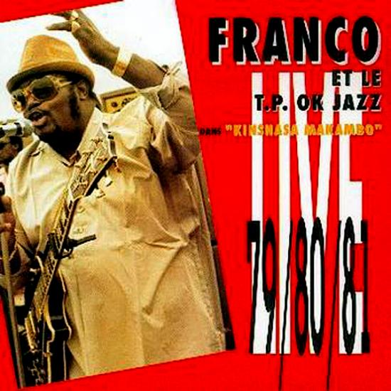 Franco: Live 79-80-81 Prijs: € 9.50