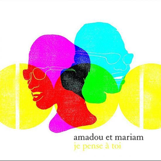 Amadou & Mariam: Je Pense A Toi Prijs: € 11.50