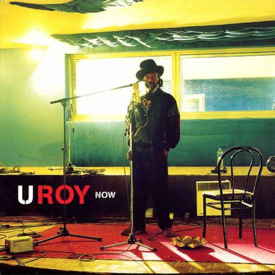 U Roy: Now LIMITED 2-cd Prijs: € 14.50