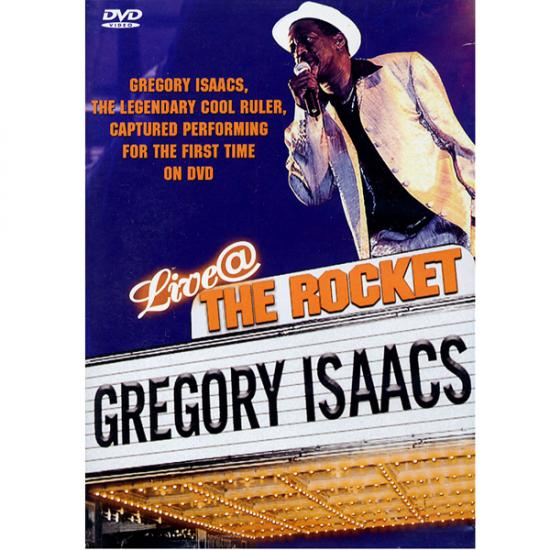 Gregory Isaacs: Live @ The Rocket Prijs: € 12.50