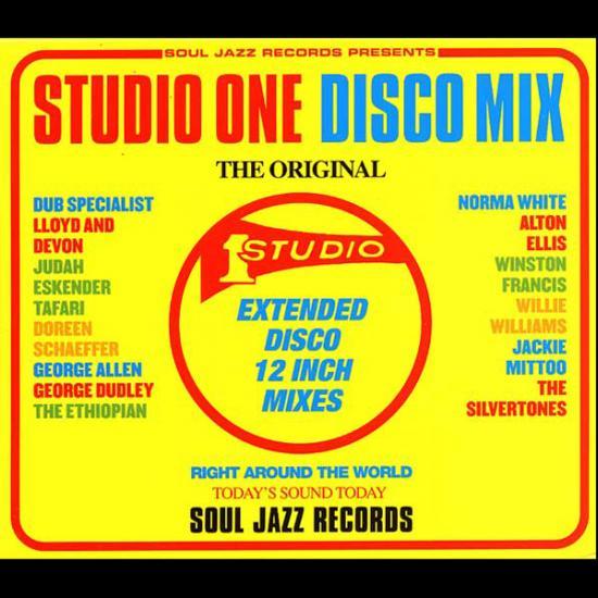 Various Artists: Studio One Disco Mix Prijs: € 18.00