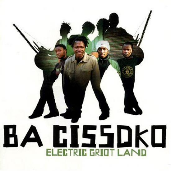 Ba Cissoko: Electric Griot Land Prijs: € 14.50