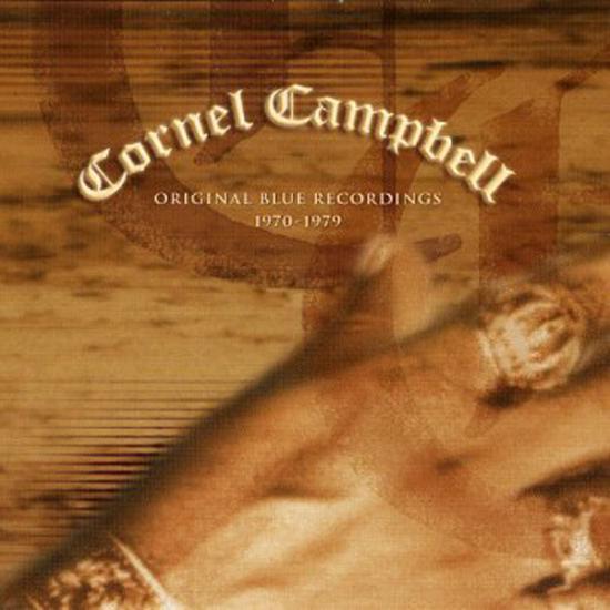 Cornell Campbell: Original Blue Recordings Prijs: € 11.50