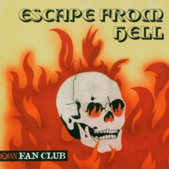 Tappa Zukie: Escape From Hell Dub Limited Edition of 1000 copies from Trojan Fan Club Prijs: € 22.50