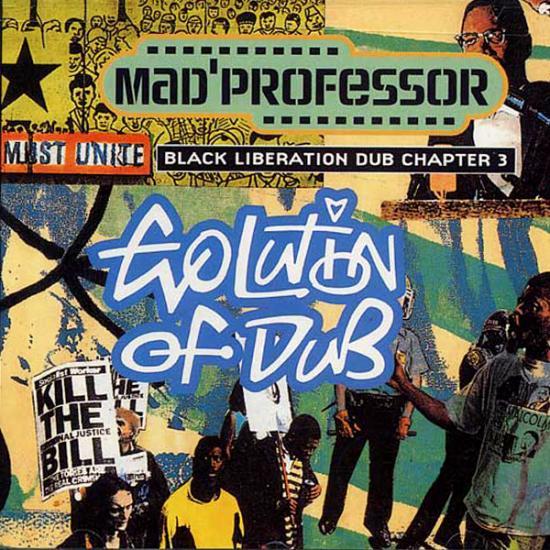 Mad Professor: Evolution Of Dub Prijs: € 7.00