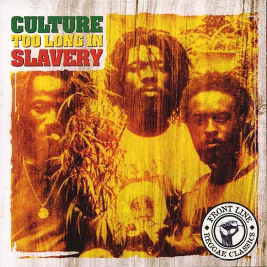 Culture: Too Long In Slavery Prijs: € 9.50