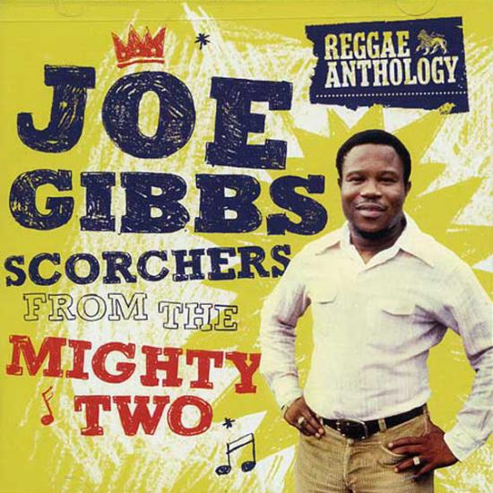 Joe Gibbs: Scorchers From The Mighty Two 2-CD Prijs: € 19.50