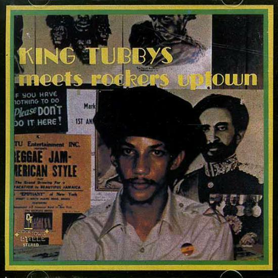 King Tubby: Meets Rockers Uptown Prijs: € 9.50
