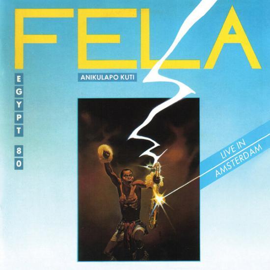 Fela Kuti: Live In Amsterdam Prijs: € 11.50