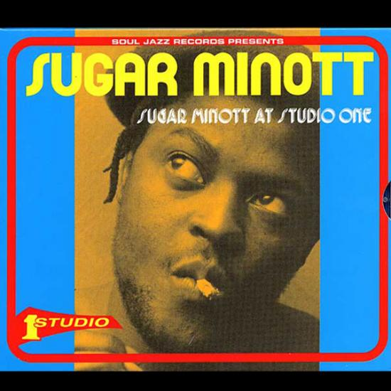 Sugar Minott: At Studio One Prijs: € 17.00