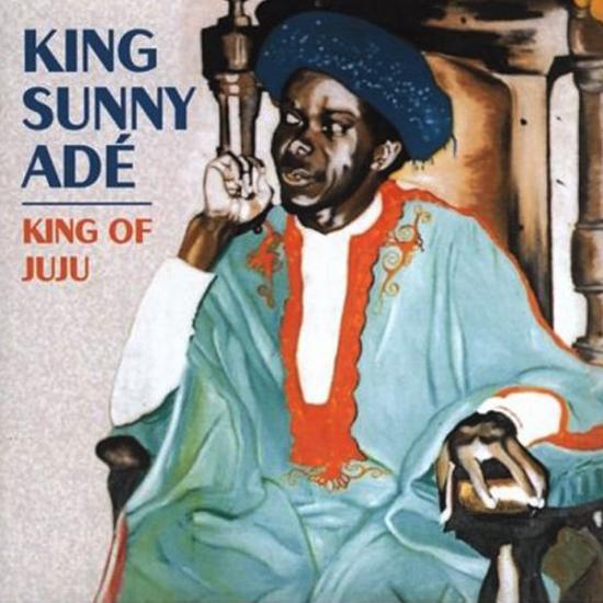 King Sunny Ade: King Of Juju Prijs: € 14.50