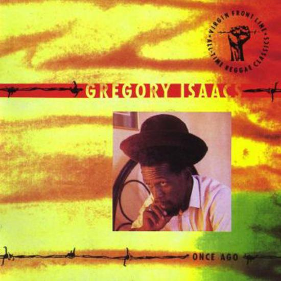 Gregory Isaacs: Once Ago Prijs: € 11.50