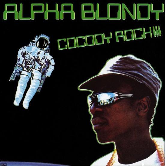 Alpha Blondy: Cocody Rock Prijs: € 9.50