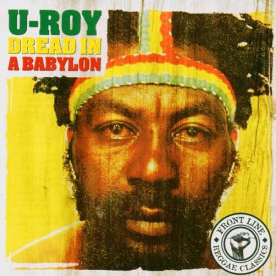 U Roy: Dread In A Babylon Prijs: € 9.50