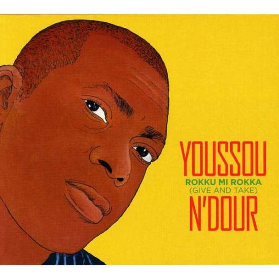 Youssou N'Dour: Rokku Mi Rokka (2-cd limited edition) Prijs: € 9.50