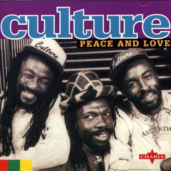 Culture: Peace and Love Prijs: € 5.00