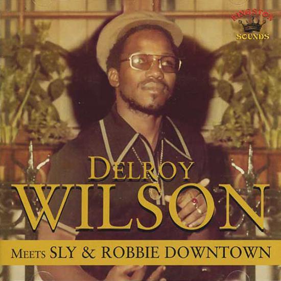 Delroy Wilson: Meets Sly & Robbie Downtown Prijs: € 11.50