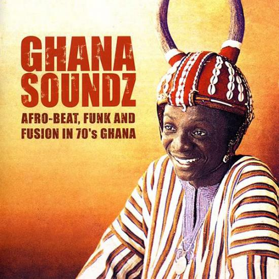 Various Artists: Ghana Soundz Prijs: € 19.50