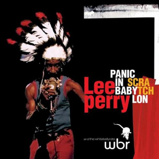 Lee Perry: Panic In Babylon Prijs: € 5.00