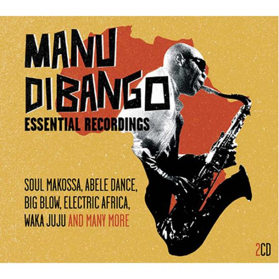 Manu Dibango: Essential Recordings (2-cd) Prijs: € 14.50