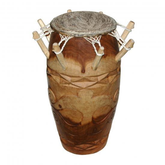 kpanlogo drum hoogte: +/- 65cm Prijs: € 175.00