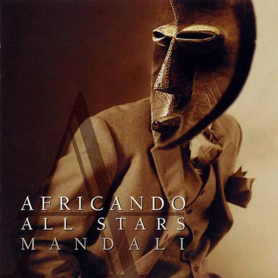 Africando: Mandali Prijs: € 14.50
