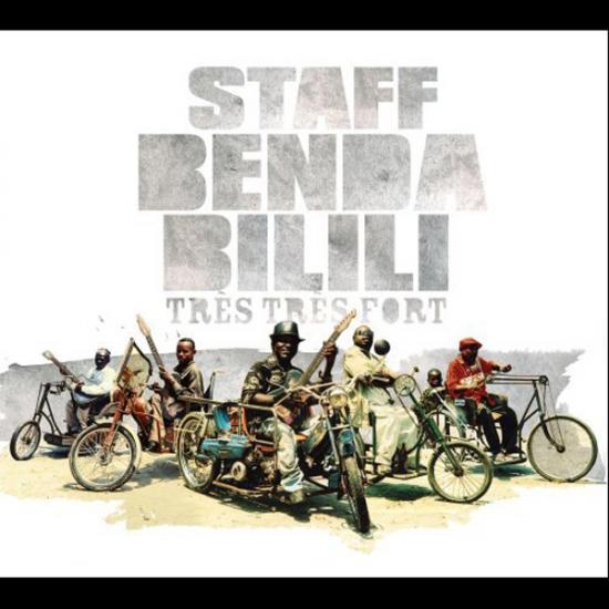 Staff Benda Bilili: Tres Tres Fort Prijs: € 19.50