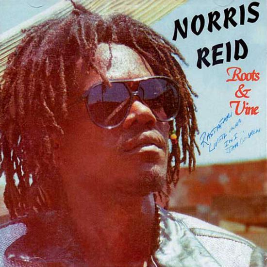 Norris Reid: Roots & Vine Prijs: € 14.50