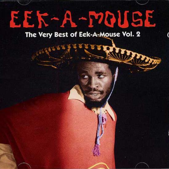 Eek-A-Mouse: Very Best Of Vol.2 Prijs: € 17.00
