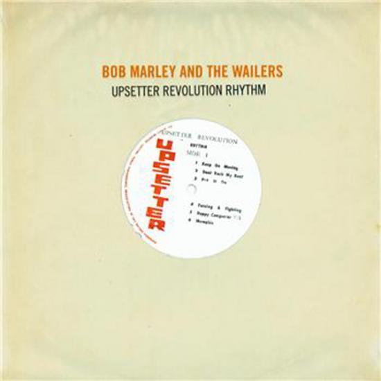 Bob Marley & The Wailers: Upsetter Revolution Rhythm Prijs: € 12.50