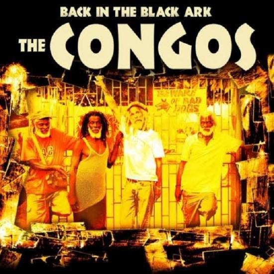 Congos: Back In The Black Ark Prijs: € 19.50