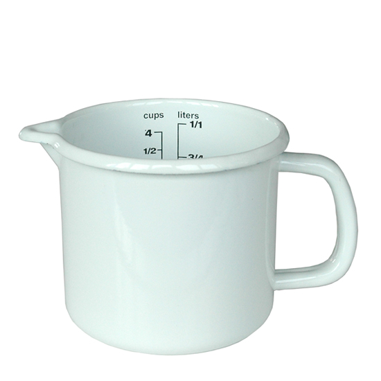 1 liter � 13 cm  Prijs: € 9.50