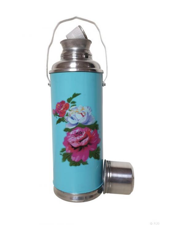 lichtblauw roos  (1,2 L) Prijs: € 15.00