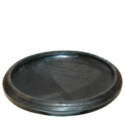 aardewerk schaal Ghana  twee maten: 12.50 / 24.50 Prijs: € 12.50