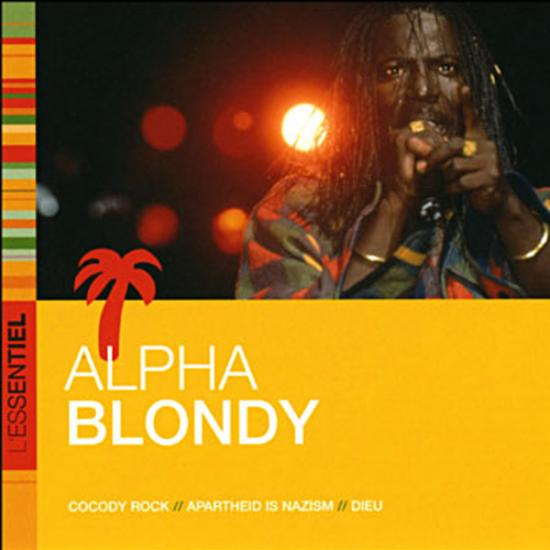 Alpha Blondy: L'Essentiel Prijs: € 9.50