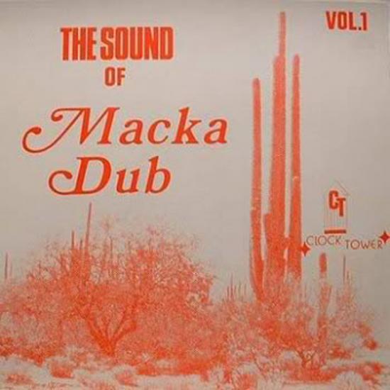 Dub: Macka Dub Prijs: € 12.50