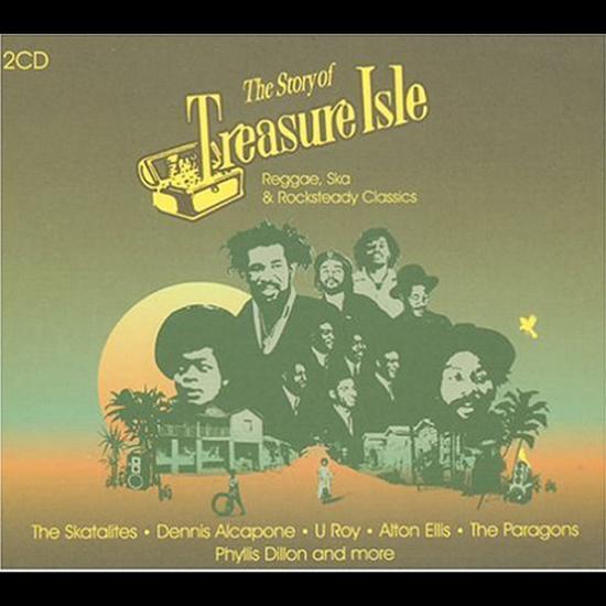 Various Artists: The Story Of Treasure Isle 2-cd Prijs: € 12.50