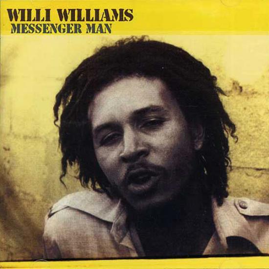 Willie Williams: Messenger Man Prijs: € 14.50
